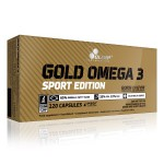 Gold Omega 3 Sport Edition - 120 caps