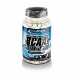 BCAA + Glutamin 800 - 130 caps.
